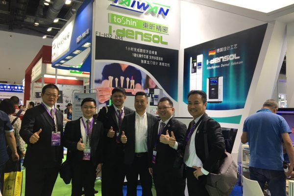 2019 Sino Dental exhibition Sales Outstanding!