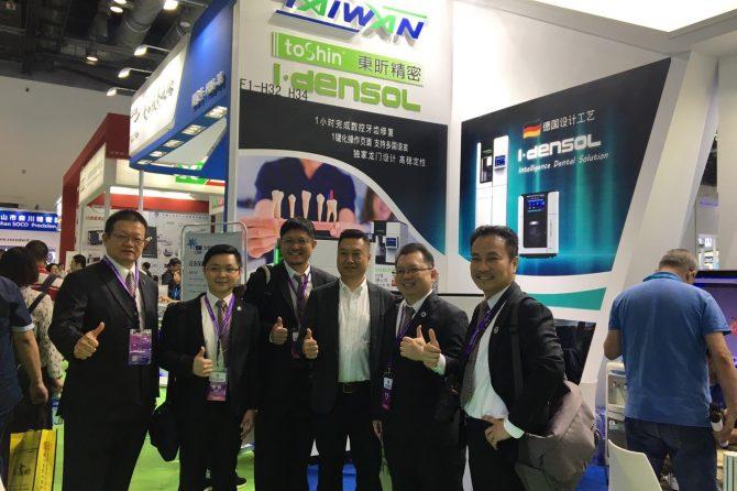 2019 Sino Dental exhibition Sales Outstanding!