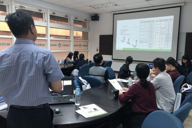 东协国家医师访问团 展现MIT的实力!