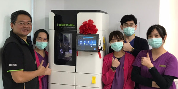 Idensol in modern-implant